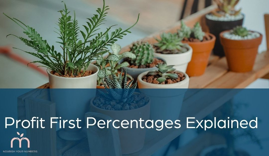 Profit First Percentages Explained